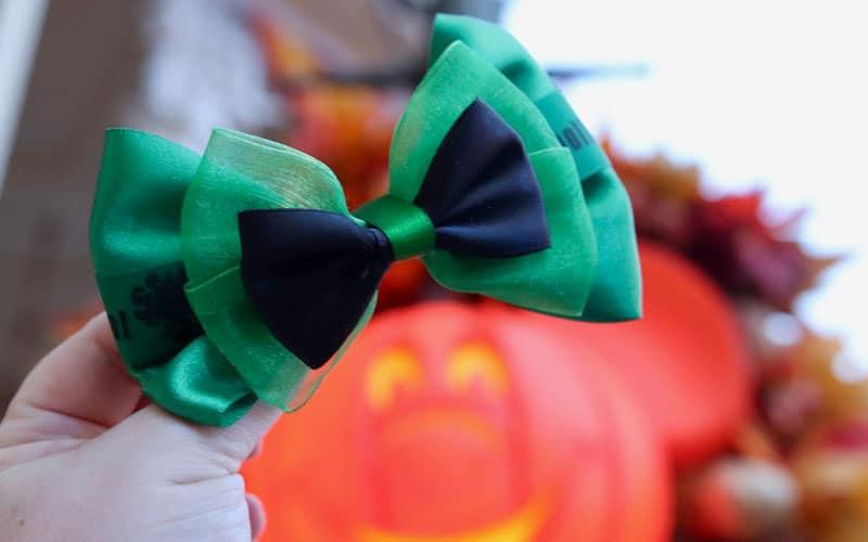 Adorable Disney Halloween Hair Bows 11