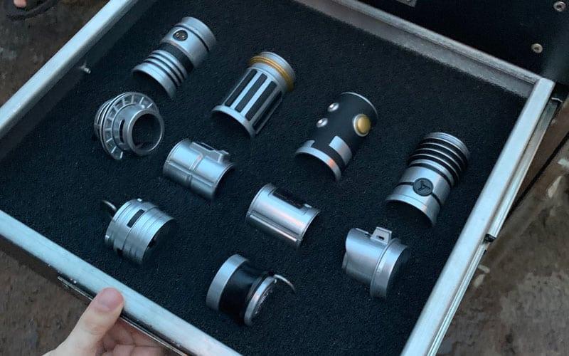 Build a Custom Lightsaber at Savi's Workshop 3