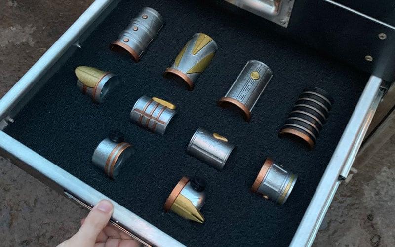 Build a Custom Lightsaber at Savi's Workshop 6