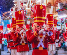 When Does Disney World Switch from Halloween to Christmas