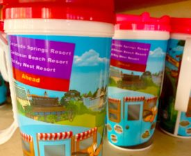 Disney World Refillable Cups: Are RapidFill Mugs Necessary?