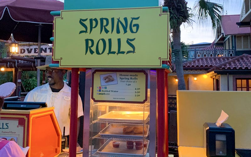 Strange Disney World Snacks You Need to Know About 1