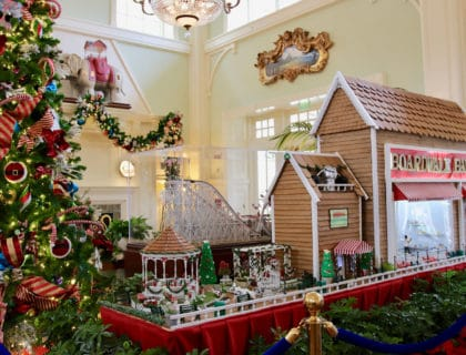 The Best Disney Resorts at Christmas 4