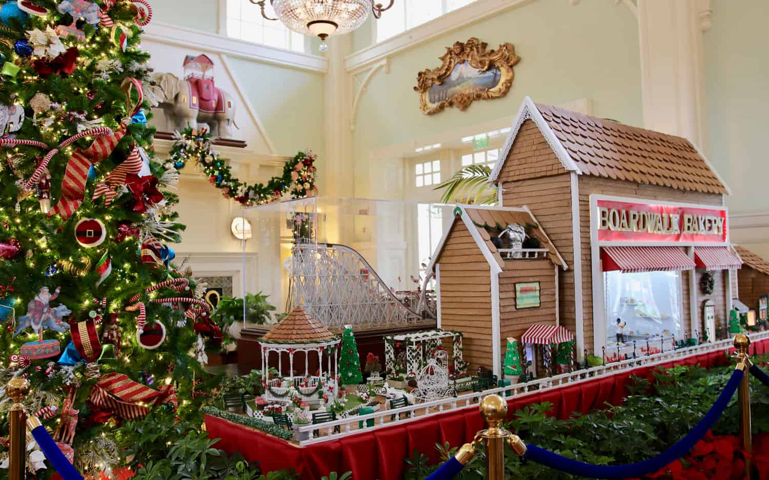The Best Disney Resorts at Christmas 24