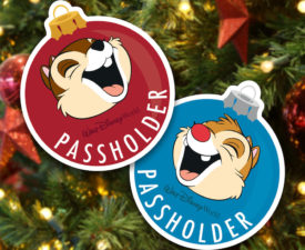 2019 Christmas Annual Passholder Magnets Announced