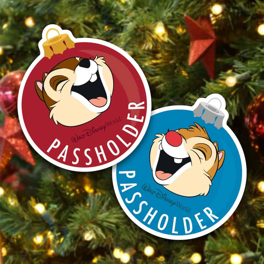 2019 Christmas Annual Passholder Magnets Announced 7