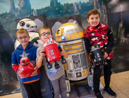 Travelers at Orlando International Airport get to Experience Star Wars: Galaxy's Edge 11
