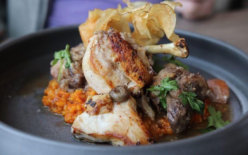 Toledo - Tapas, Steak, & Seafood at Gran Destino Tower 9