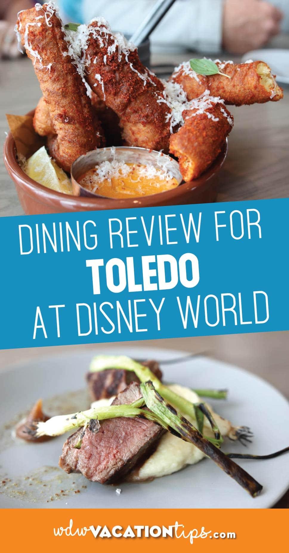 Toledo - Tapas, Steak, & Seafood at Gran Destino Tower 1