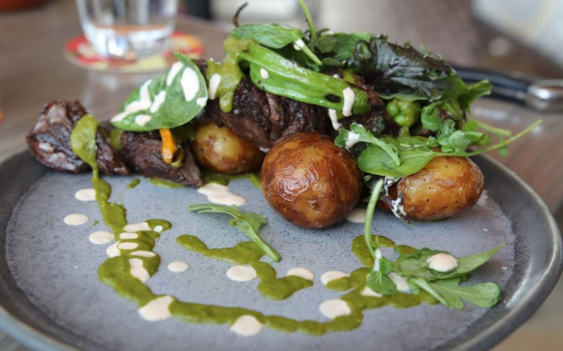 Toledo - Tapas, Steak, & Seafood at Gran Destino Tower 10