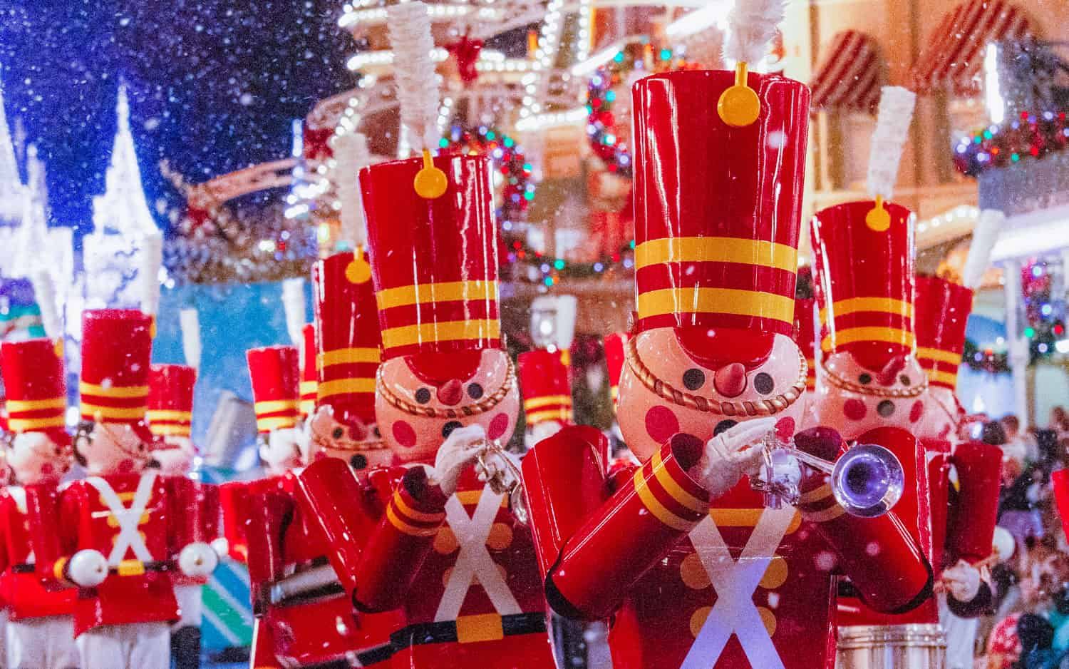 Guide to Mickey's Very Merry Christmas Party 2019 3