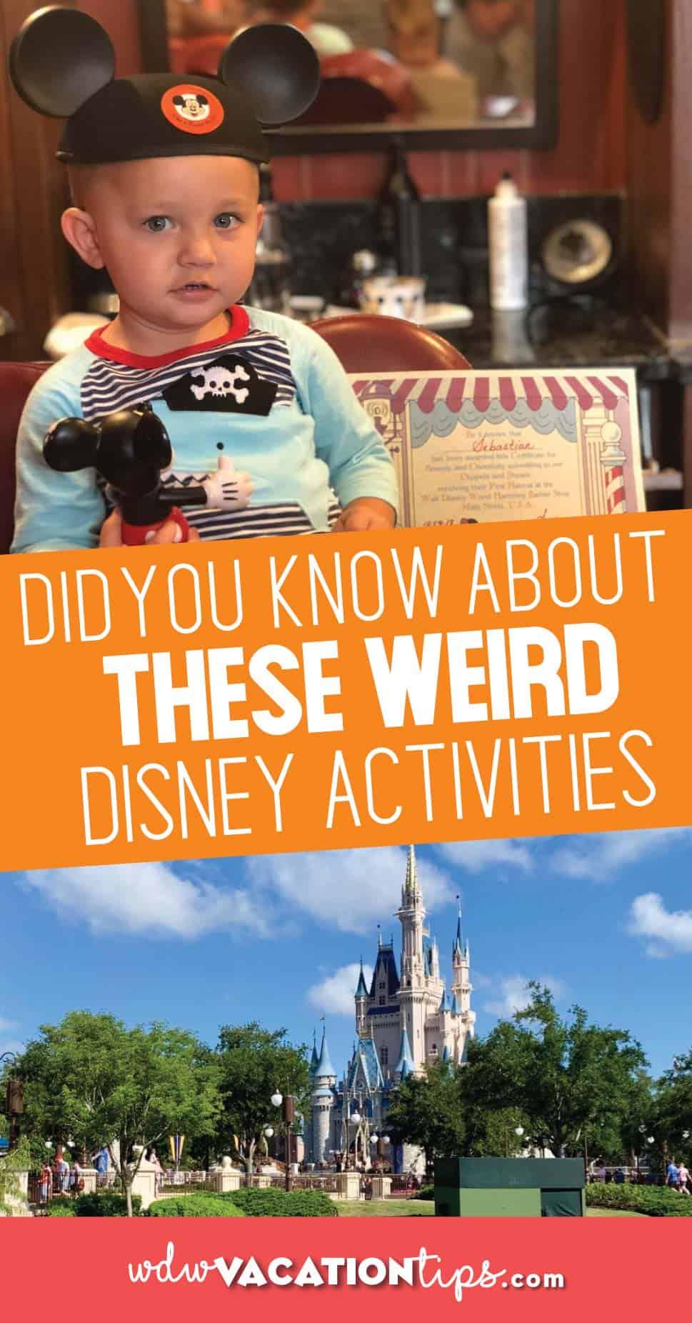 Weird Disney World Activities You Had No Idea About 1