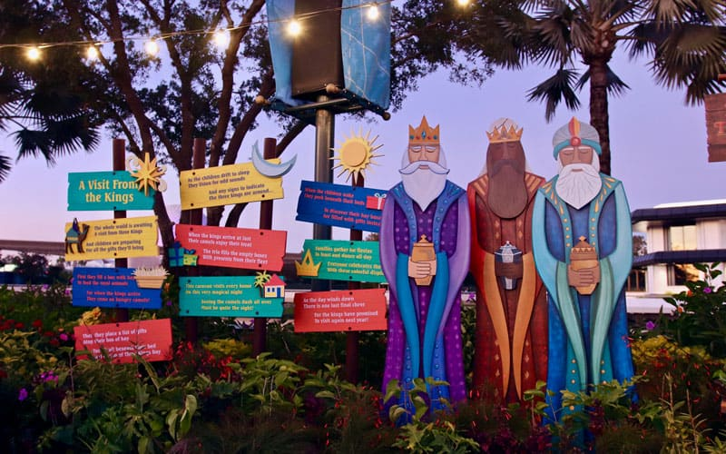 Guide to Epcot Festival of the Holidays 2