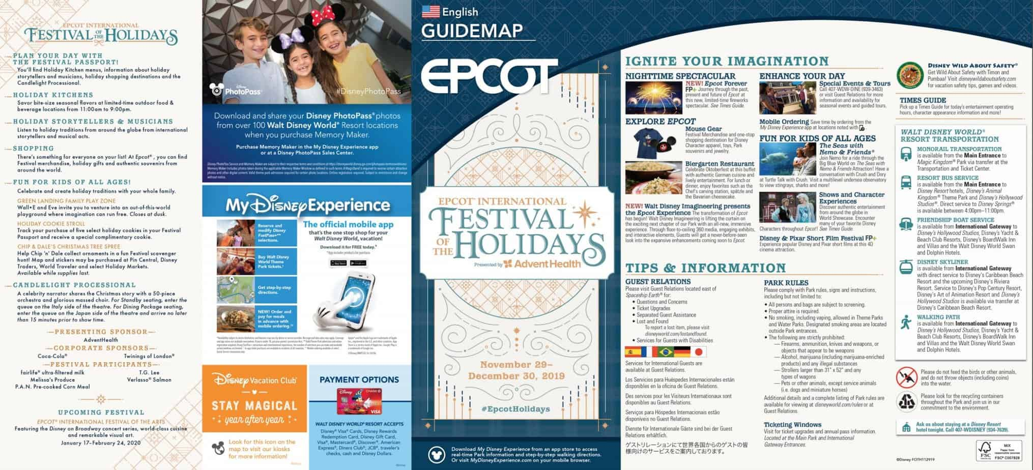 Guide to Epcot Festival of the Holidays 4