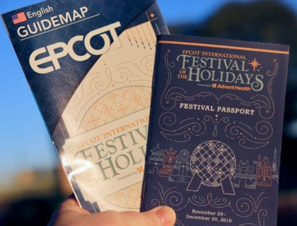 Guide to Epcot Festival of the Holidays 7
