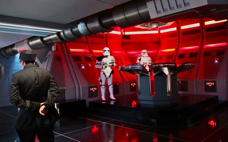 Full Spoilers: Rise of the Resistance Ride Details 3