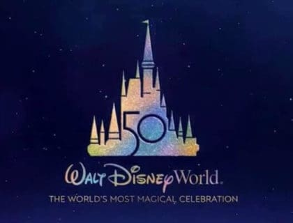 Celebrate Disney World's 50th Anniversary! 5