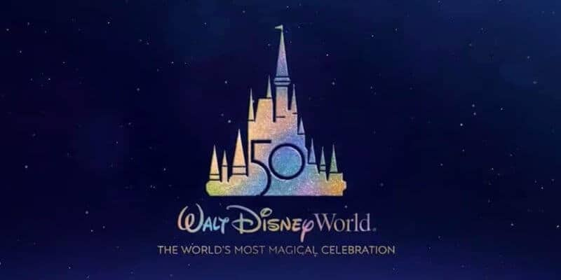 Celebrate Disney World's 50th Anniversary! 1