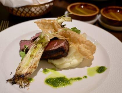 Topolino's Terrace Dinner Review 9