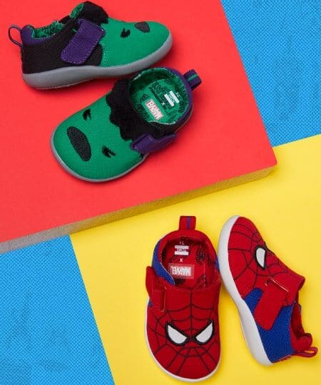 Marvel at These New Superhero Disney TOMS Shoes 14