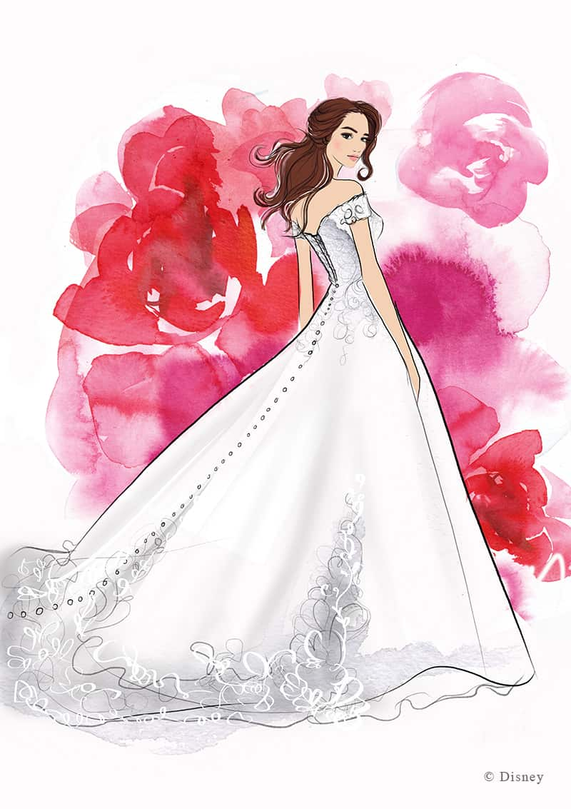 Disney Fairy Tale Weddings Collection is Back! 3