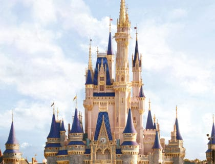 Cinderella's Castle is Getting a Golden Makeover 8