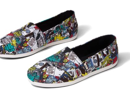 Marvel at These New Superhero Disney TOMS Shoes 10