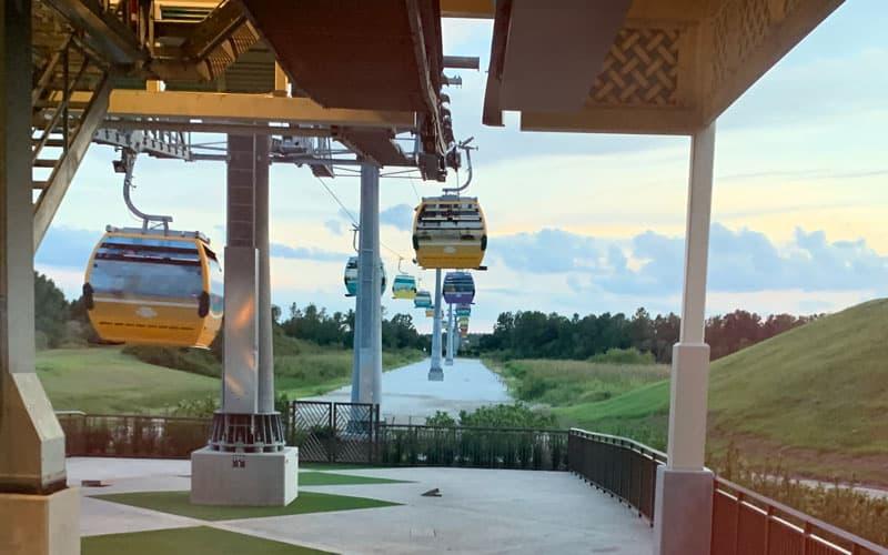 Soar Above Disney World at these Disney Skyliner Hotels 1