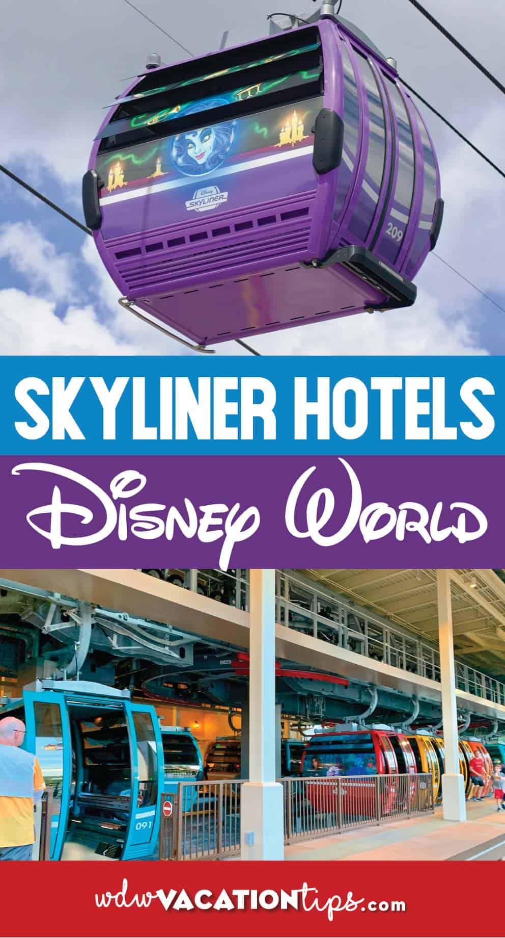 Disney Skyliner hotels