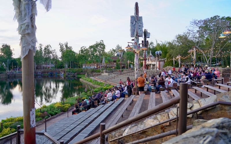 Review of Rivers of Light Dessert Party 47
