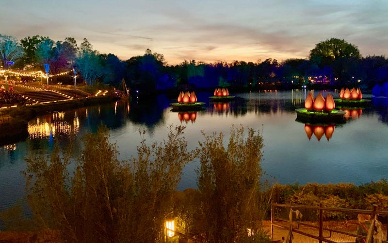 Review of Rivers of Light Dessert Party 48