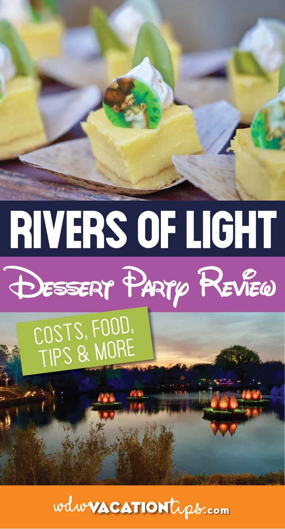 Review of Rivers of Light Dessert Party 35