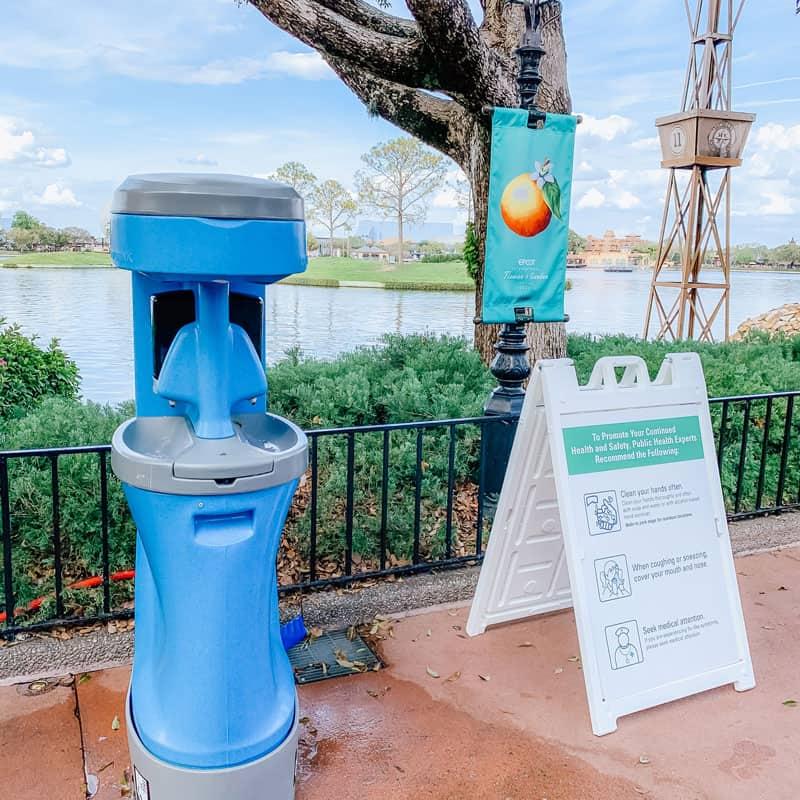 Walt Disney World's Statement on Coronavirus 8