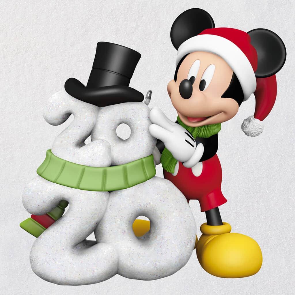 Sneak Peek of the 2020 Disney Keepsake Ornaments 38