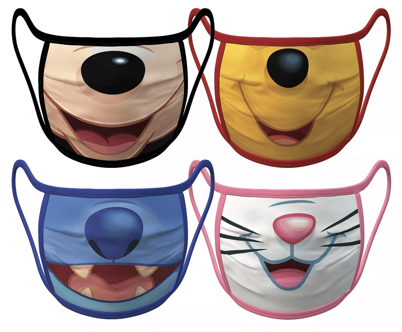 Pre Order Disney's Cloth Face Masks 20