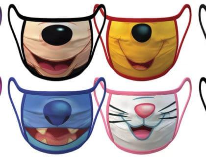 Pre Order Disney's Cloth Face Masks 53
