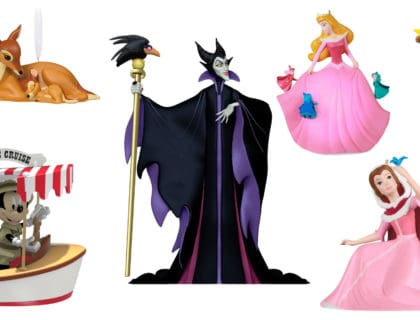 Sneak Peek of the 2020 Disney Keepsake Ornaments 11