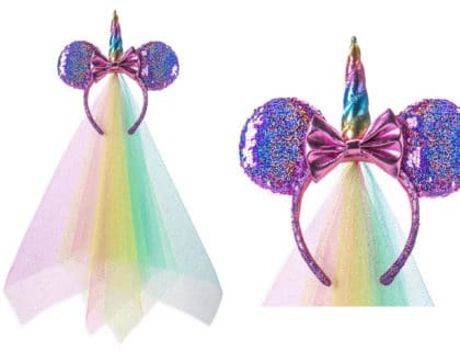 NEW Unicorn Minnie Ears on shopDisney! 17