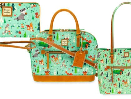NEW Bambi and Friends Bags by Dooney & Bourke 8