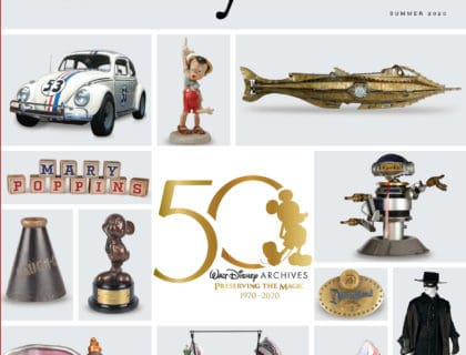 Celebrating 50 Years of the Walt Disney Archives 8