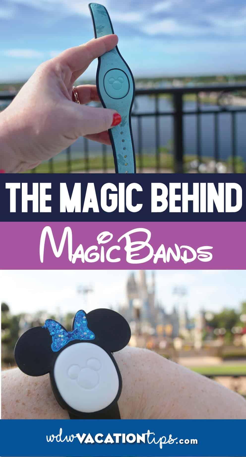 The Magic Behind MagicBands 9