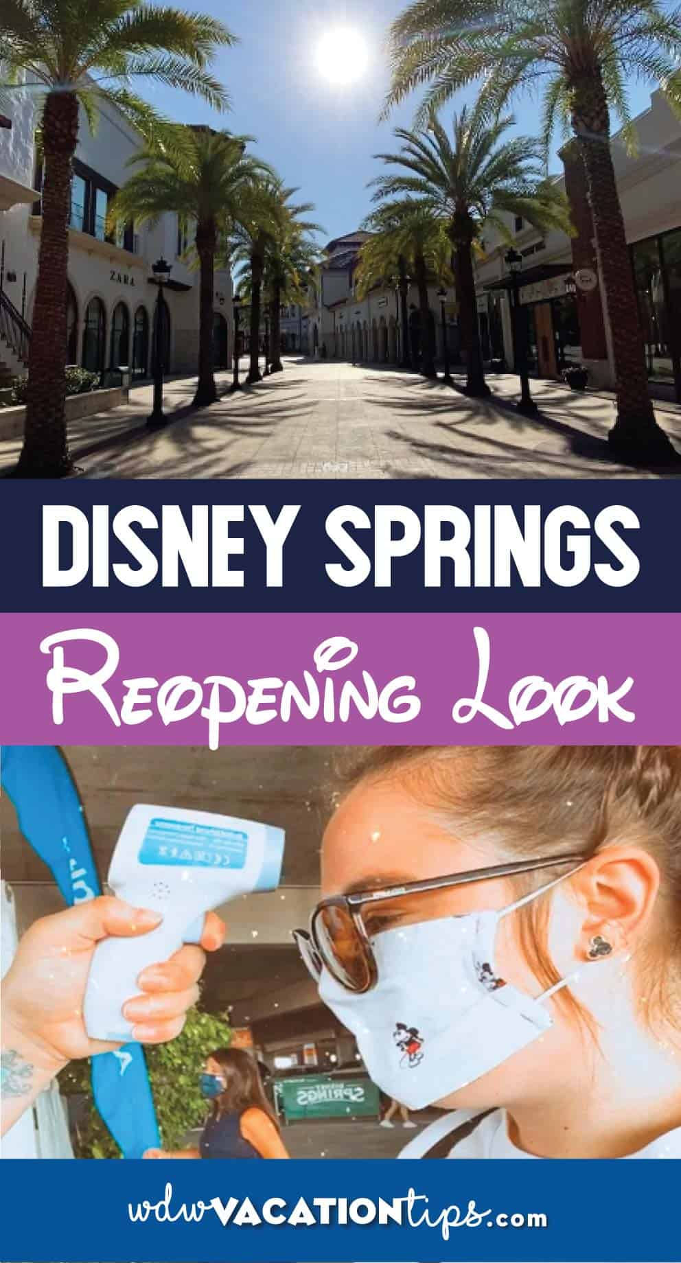 Disney Springs Reopens! What to Expect on your Next Trip 13