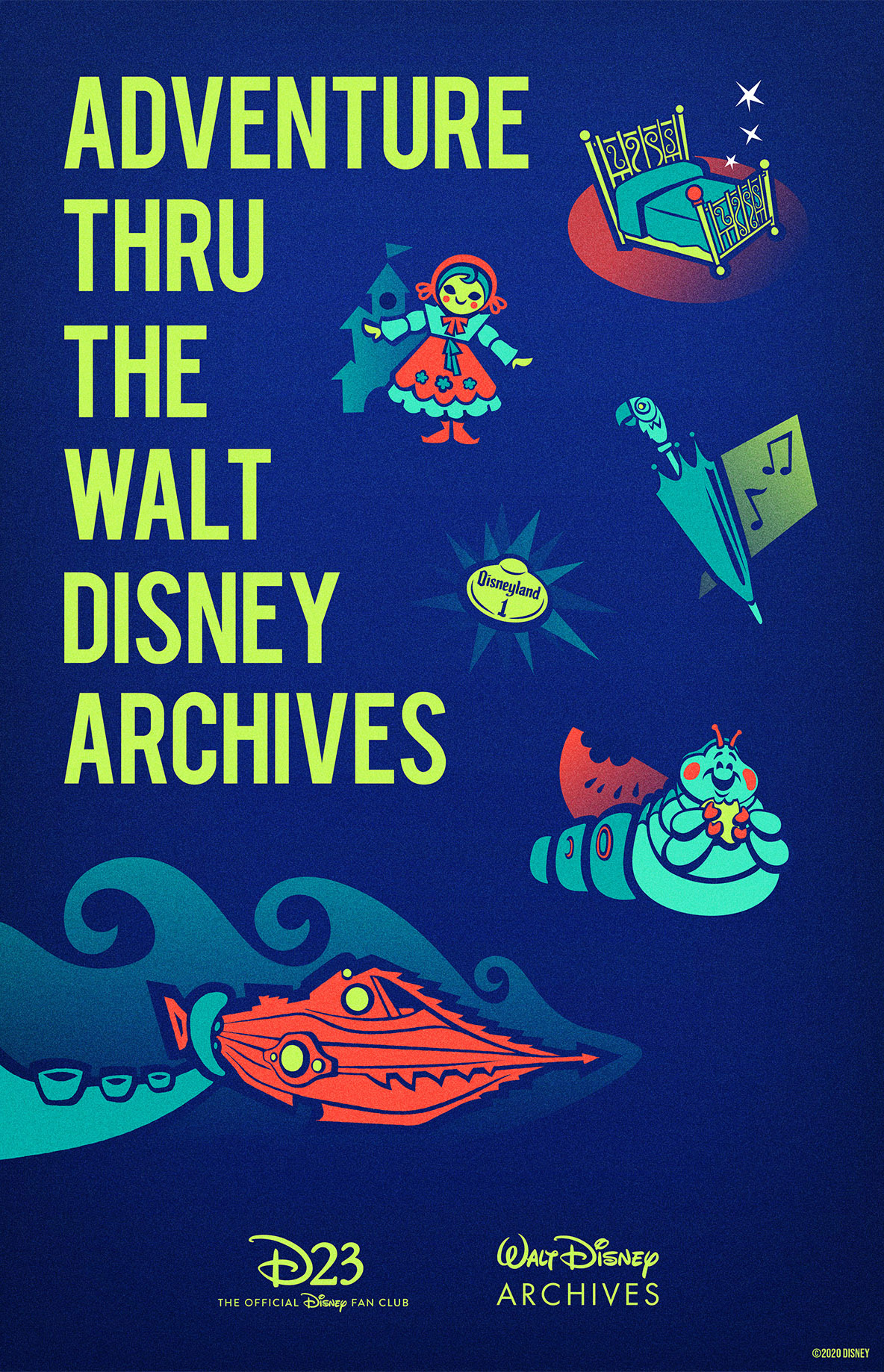 New Documentary Adventure Thru the Walt Disney Archives 3