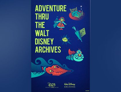 New Documentary Adventure Thru the Walt Disney Archives 6