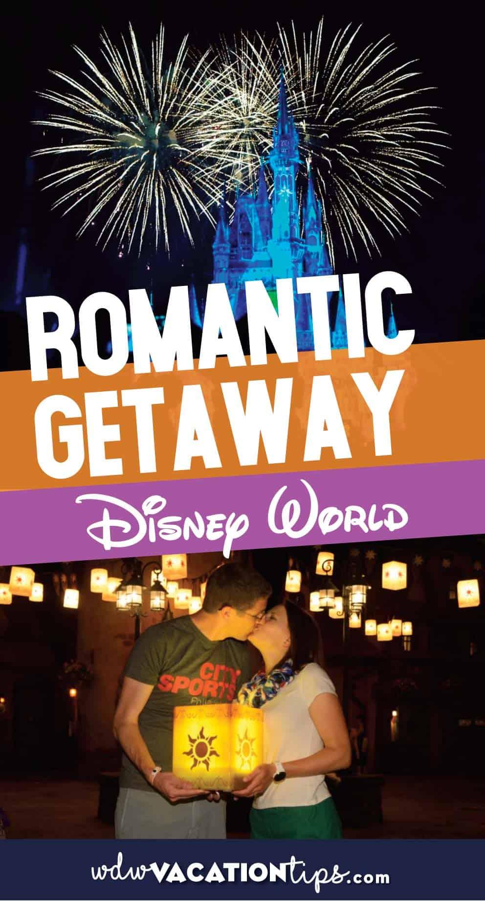 Romantic DIsney getaway