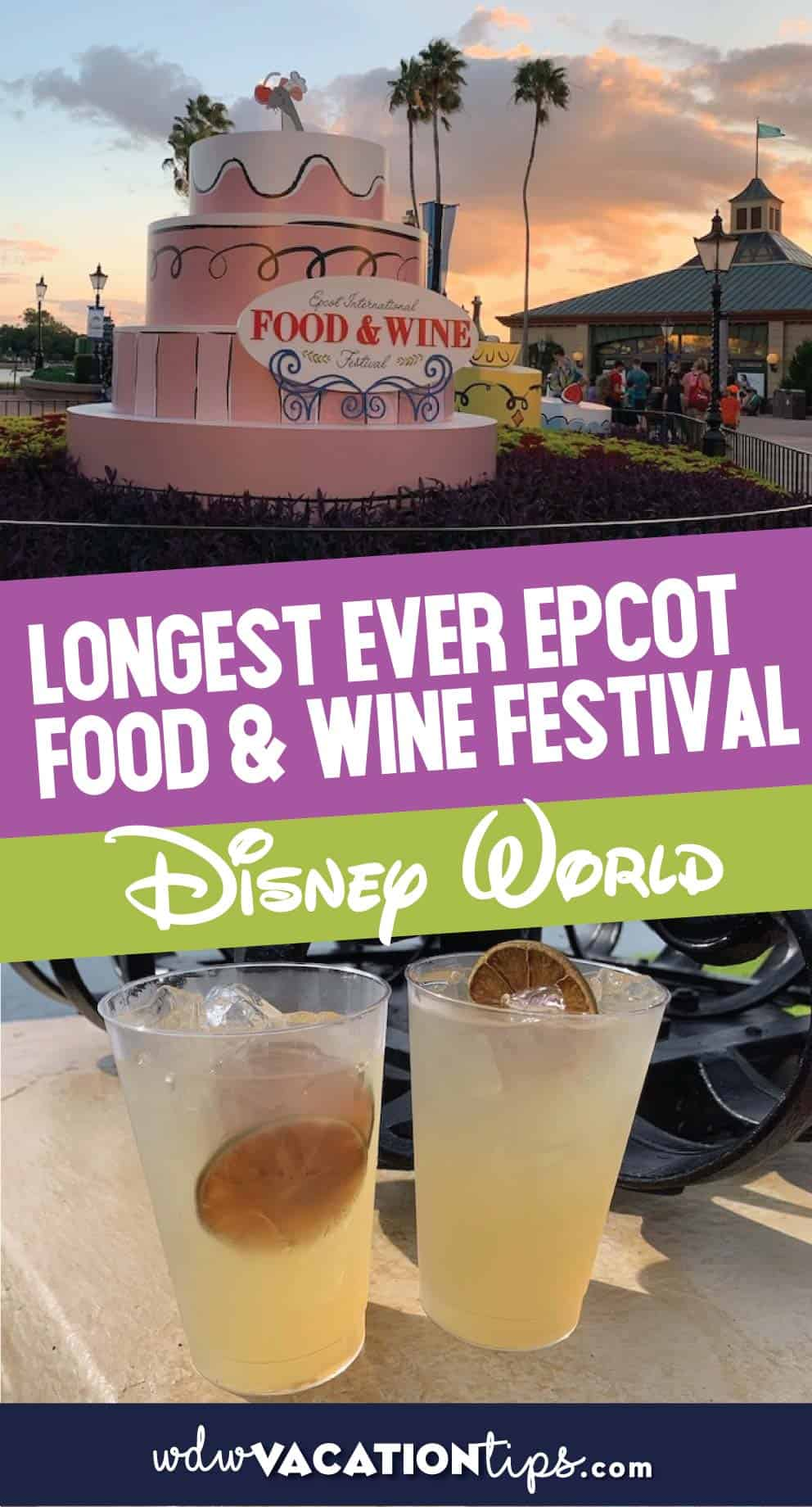 Longest Food and Wine Festival