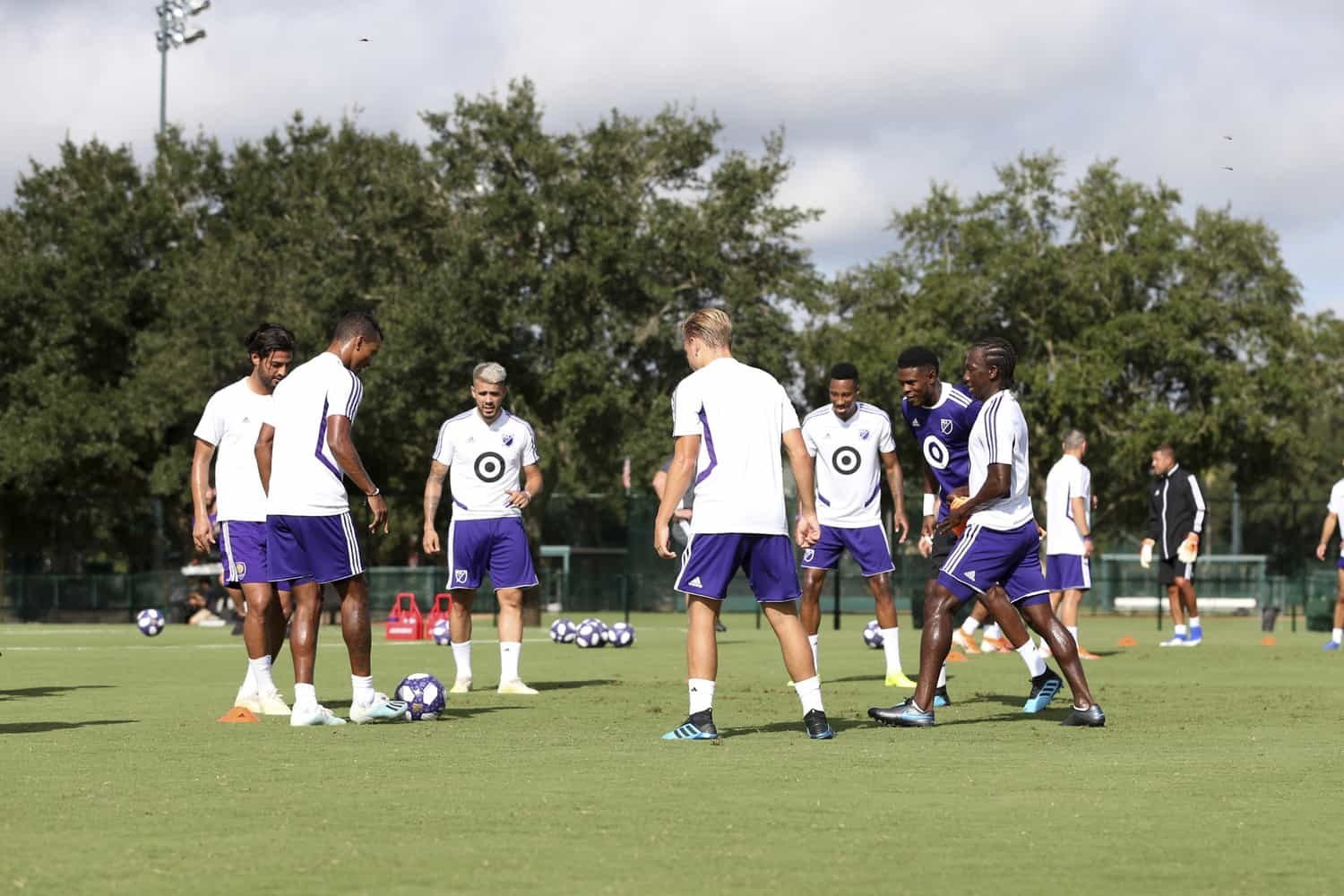 MLS Resumes Season at Disney World 3