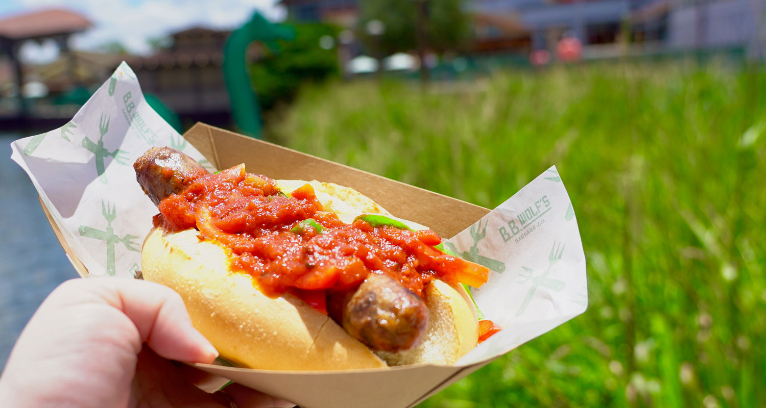 Where You Can Find the Best Hot Dogs at Disney World 2