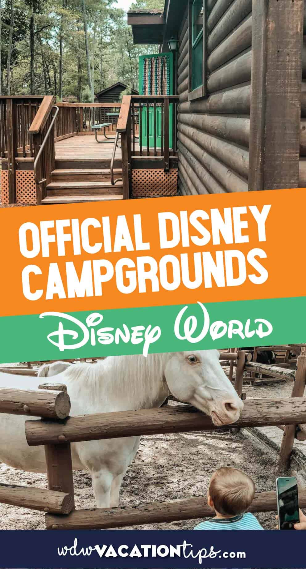 Official Disney World Campgrounds