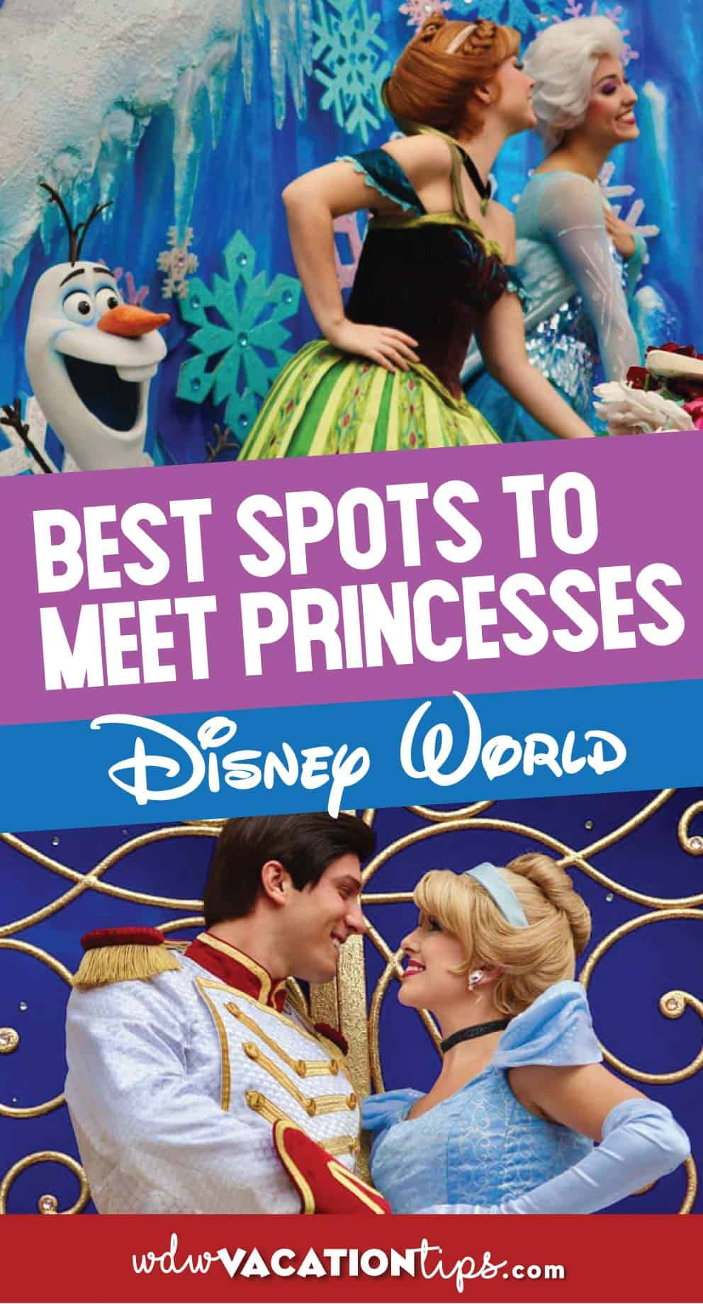 The Best Places to Meet Princesses at Disney World 1